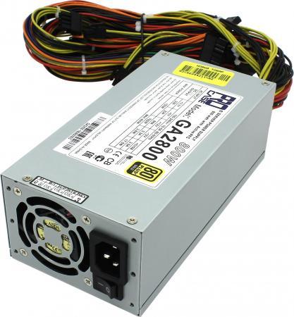 Блок питания 2U 800 Вт Procase GA2800 цена и фото