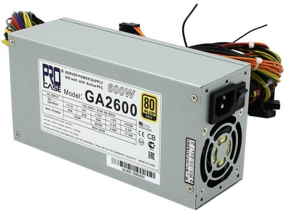 купить Блок питания 600 Вт Procase GA2600 онлайн