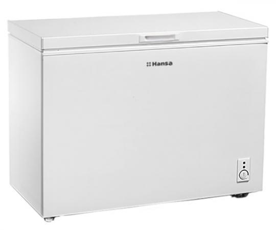Морозильная камера Hansa FS300.3 белый морозильная камера shivaki sfr 185w