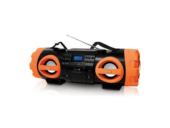 Магнитола BBK BX999BT черно-оранжевый цена и фото
