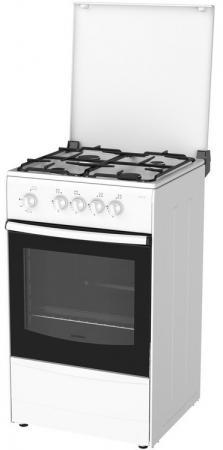 Газовая плита Дарина 1A GM441 002 W белый