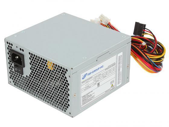 Блок питания ATX 400 Вт FSP ATX-400PNR-I блок питания fsp atx 600w 600pnr i