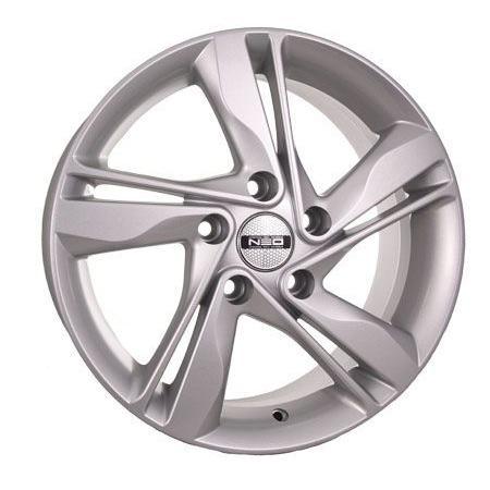 цена Диск Tech Line 650 6.5x16 5x114.3 ET50 Silver