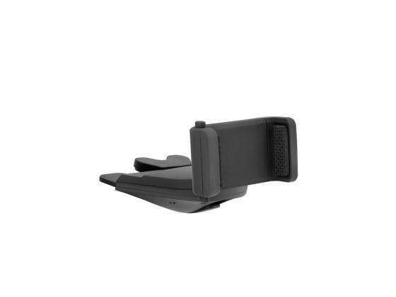 Автомобильный держатель универсальный Deppa Crab CD для смартфонов 3.5-6 крепление в CD-слот 55137 автомобильный держатель универсальный deppa crab air для смартфонов 3 5 5 5 крепление на вент решетку 55117