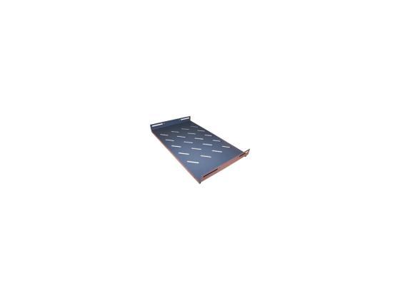 Полка Lanmaster TWT-CBW-S4-6/60 для настенных шкафов глубиной 600мм 4 точки max 60кг блок 2 х вентиляторов lanmaster twt cbe fan2 6 в крышу шкафа eco глубиной 600мм