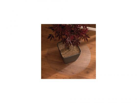 Коврик напольный Floortex FC126020RR круглый для паркета/ламината поликарбонат коврик напольный floortex fc3215232ev прямоугольный для паркета ламината пвх 120х150см