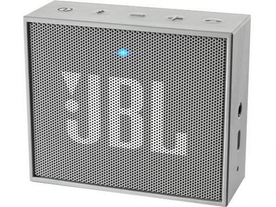 цена на Портативная акустика JBL GO серый