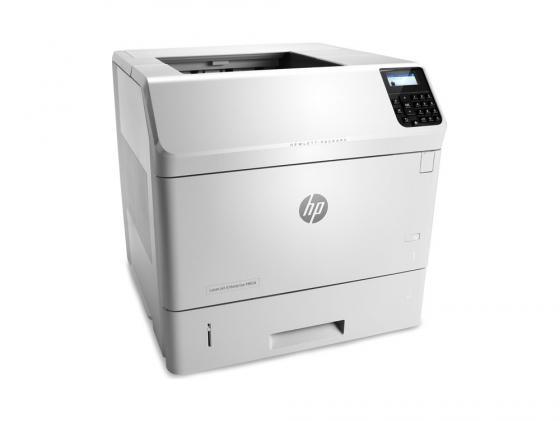 Принтер HP LaserJet Enterprise 600 M604n E6B67A ч/б A4 50ppm 1200x1200dpi 512Mb Ethernet USB hp laserjet enterprise 600 m651n