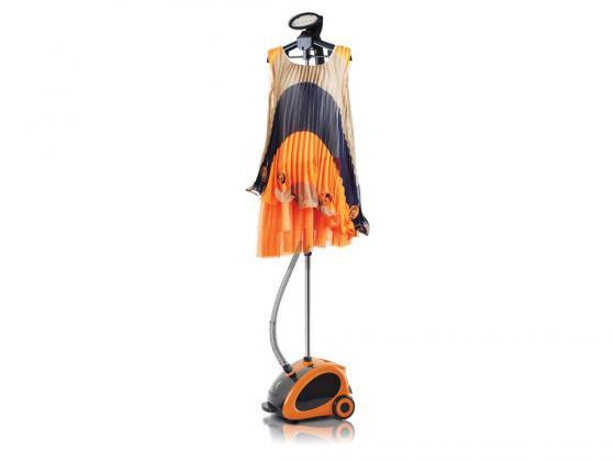 Отпариватель Endever Odyssey Q-506 2000Вт 2л черно-оранжевый endever odyssey q 506 отпариватель