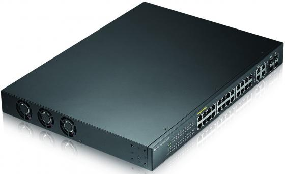 купить Коммутатор Zyxel GS1920-24HP управляемый 24 порта 10/100/1000Mbps 4xSFP PoE недорого