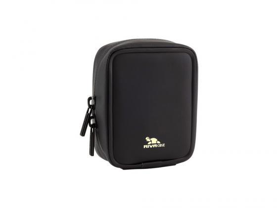 Чехол Riva 1100 LRPU Antishock Digital Case для фотоаппарата черный