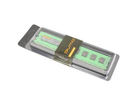 Оперативная память 8Gb (1x8Gb) PC3-10660 1333MHz DDR3 DIMM CL9 QUMO QUM3U-8G1333C9R