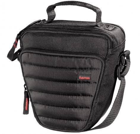 купить Фотосумка HAMA Syscase 110 Colt 17х10х17 черный H-103834 по цене 630 рублей