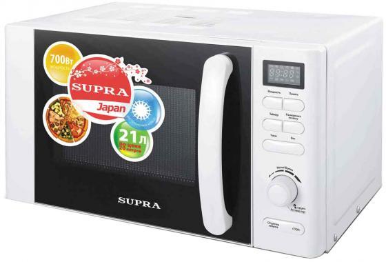 Микроволновая печь Supra MWS-2107TW 21 л белый авто ваз 2107 обухов