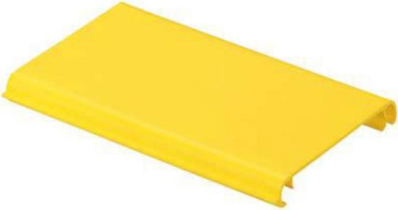 "Крышка короба Panduit FRHC4YL2 FiberRunner 4"" 2м желтый"