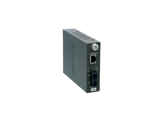 Медиаконвертер TRENDnet TFC-110S15 100Base-FX SC до 15км Ethernet 100Base-TX маршрутизатор trendnet tew 680mb