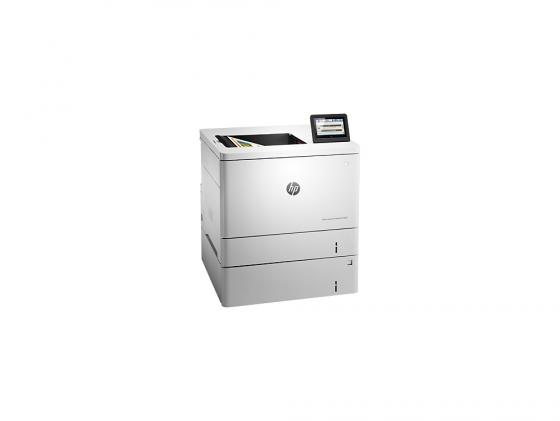 Принтер HP LaserJet Enterprise 500 color M553x B5L26A цветной А4 38ppm 1200x1200dpi 1024Mb Ethernet USB принтер hp laserjet enterprise 500 color m553dn b5l25a цветной а4 38ppm 1200x1200dpi 1024mb ethernet usb