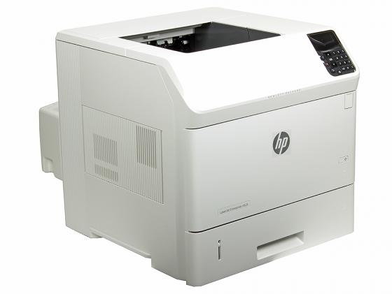 Принтер HP LaserJet Enterprise 600 M606dn E6B72A ч/б A4 62ppm 1200x1200dpi 512Mb Ethernet USB hp laserjet enterprise 600 m605n e6b69a