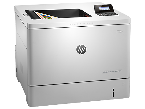 Принтер HP LaserJet Enterprise 500 color M553dn B5L25A цветной А4 38ppm 1200x1200dpi 1024Mb Ethernet USB мфу hp laserjet enterprise mfp m527f f2a77a ч б a4 43ppm 1200x1200dpi duplex ethernet usb