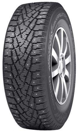Шина Nokian Hakkapeliitta C3 195/65 R16 104/102R аксессуар чехол samsung sm a510f galaxy a5 2016 aksberry black