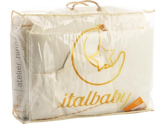 Постельный сет Italbaby Chocolat (бежевый/100.0071-6) italbaby постельный сет italbaby nuvola