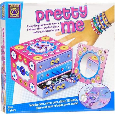 Набор для создания украшений и аксессуаров CREATIVE Pretty Me 5188