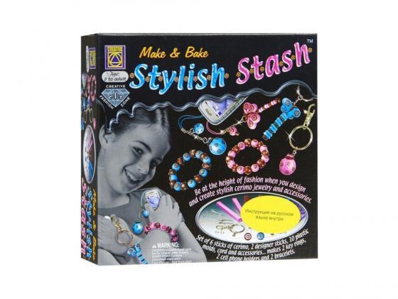 Набор для творчества Creative Стильные фенечки 5487 creative набор для творчества браслеты арт деко