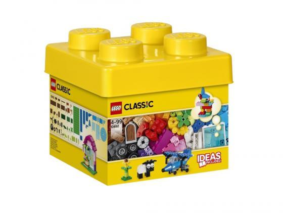 lego lego classic 10709 оранжевый набор для творчества Конструктор Lego Classic Набор для творчества 221 элемент 10692