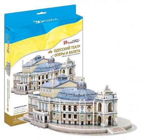Пазл 3D 79 элементов CubicFun Одесский театр оперы и балета (Украина) пазл 3d 110 элементов cubicfun прибрежная вилла 6944588206833