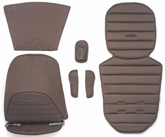 Сменный комплект для коляски Britax Affinity (fossil brown) набор аксессуаров для коляски britax colour pack для коляски affinity fossil brown britax roemer
