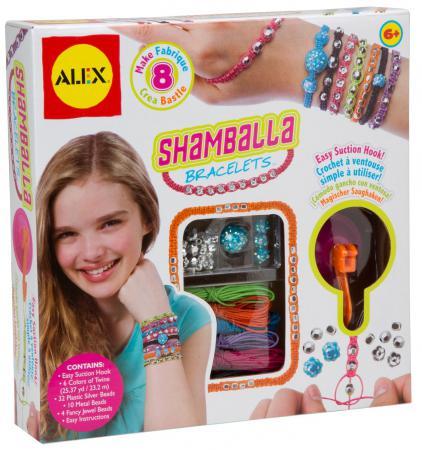 Набор для создания браслетов Alex Шамбала 734S наборы для создания украшений alex большой набор для плетения браслетов друзья