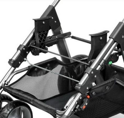 Адаптер для автокресла Romer на коляску Hartan Buggy iX1