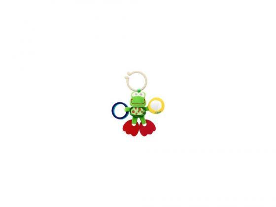 Chicco Игрушка развивающая Лягушонок подвижный 00906000000 chicco развивающая игрушка mr ring