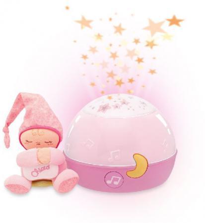 Проектор Chicco Первые грезы (розовый) мобиль chicco волшебные звезды голубой с д у 24292
