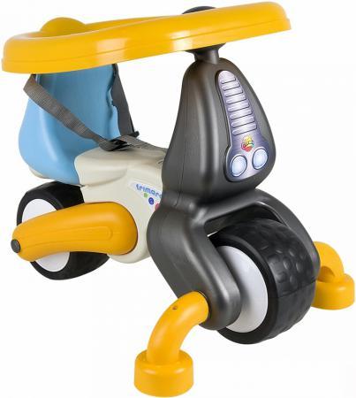 Каталка-ходунок Coloma Trimarc пластик от 18 месяцев на колесах разноцветный цены онлайн
