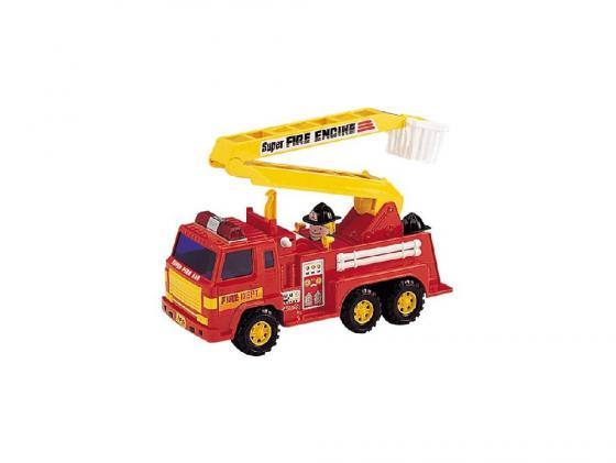Машинка пожарная Daesung Toys 404 1 шт 35 см красный машины daesung модель машина пожарная 404