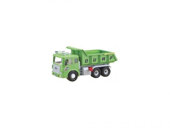 Машинка самосвал Daesung Toys MAX 953-1 1 шт 35 см зеленый машинка daesung toys пожарная 404