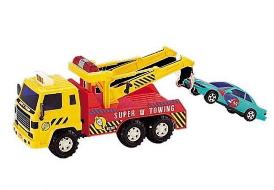 Эвакуатор Daesung Toys MAX с легковым авто 1 шт 40 см желтый DS-804 сетевой фильтр daesung ds usb1203