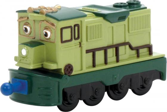 Паровозик Chuggington Die-Cast Локомотив Данбар LC54004 паровозик chuggington данбар lc54004