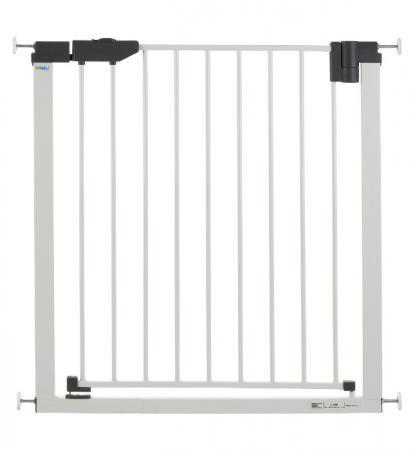 Ворота безопасности Geuther Easy Lock Light (74-83 см) geuther детская кроватка geuther aladin