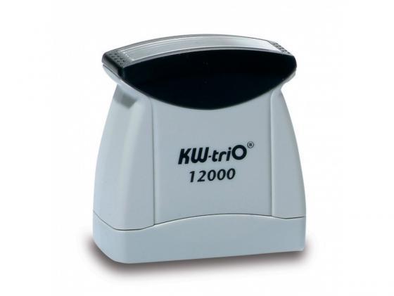 Штамп KW-trio 12013 со стандартным словом ВХОД.№ пластик цвет печати ассорти штамп автоматический proff вход дата подпись 38х14 мм
