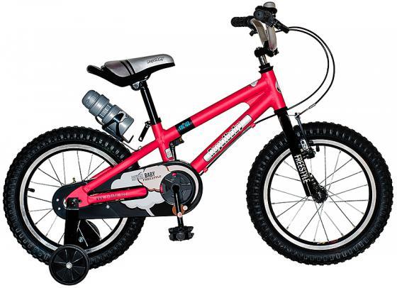 """Велосипед двухколёсный Royal baby Freestyle RB14B-7 14"""" красный"""