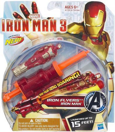 Игровой набор Hasbro Iron Man Летающие фигурки А1735 игровой набор hasbro iron man летающие фигурки а1735