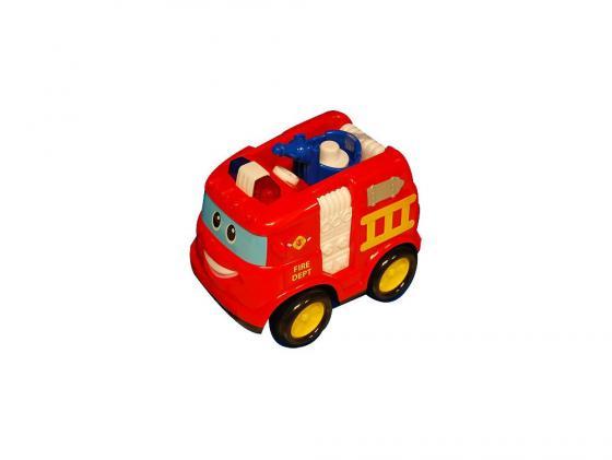 Пожарная машина Kiddieland KID042937 1 шт 35 см красный kiddieland радиоуправляемая машинка kiddieland пожарная машина