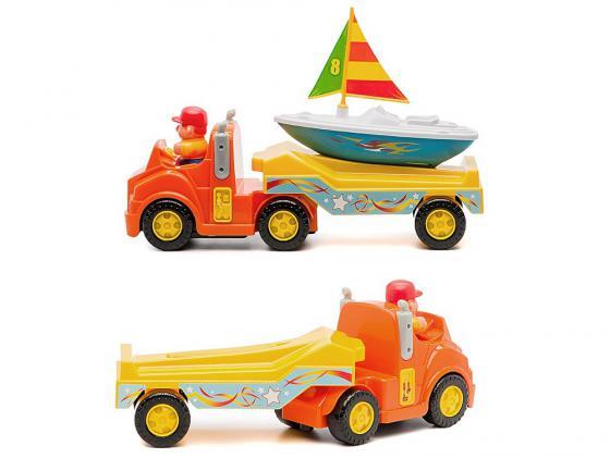 Трейлер Kiddieland с яхтой KID 047928.1