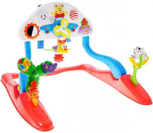 Развивающий центр KIDDIELAND Гимнастический для малыша 041913 развивающий центр playgo для самых маленьких