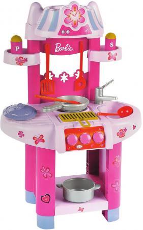 Игровой набор KLEIN Кухонный центр Barbie klein игровой набор bosch кухонный центр стайл 18 предметов
