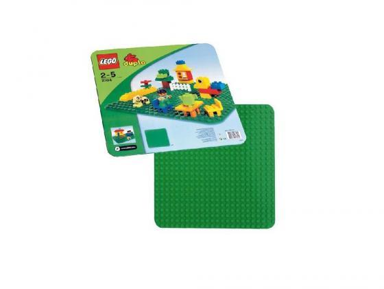 Конструктор LEGO Duplo Строительная пластина 38х38 2304