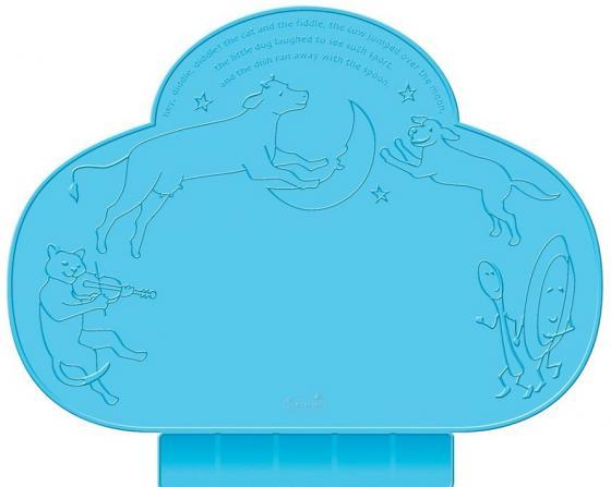 Защитная салфетка-накладка на стол Summer Infant (голубая) ванночка для купания summer infant джакузи с душем lil' luxuries голубая 18863