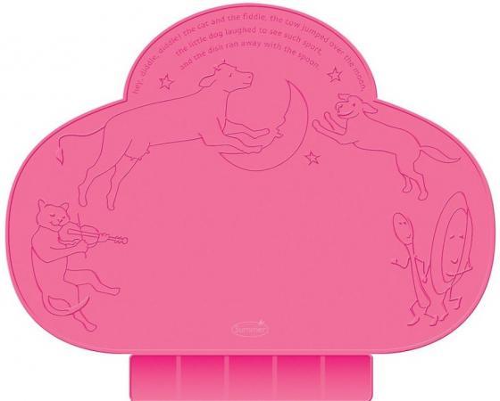 Защитная салфетка-накладка на стол Summer Infant (розовая)